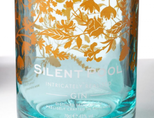 Shrink sleeves for award winning gin